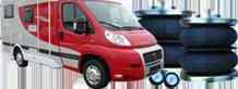 Luftfedern für Wohnmobil | zusatzluftfederungen.de
